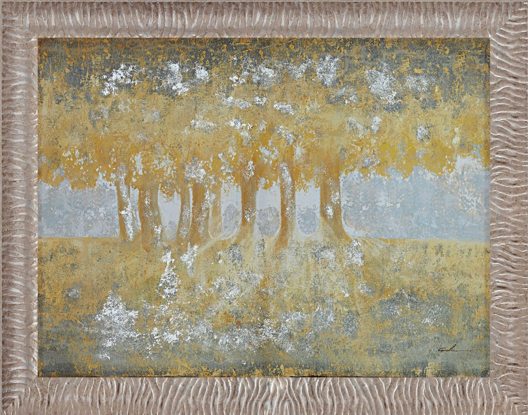 Obraz B026, 90x120 cm (print a paint)
