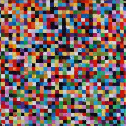 Obraz Elite Collection A031, 120x120 (moderní)