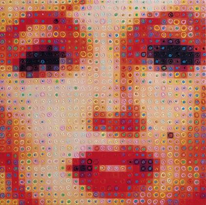 Obraz Elite Collection A107, 100x100 cm