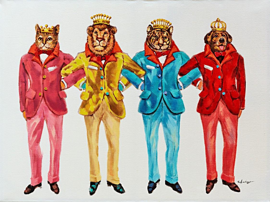 Obraz Elite Collection A123, 90x120 cm