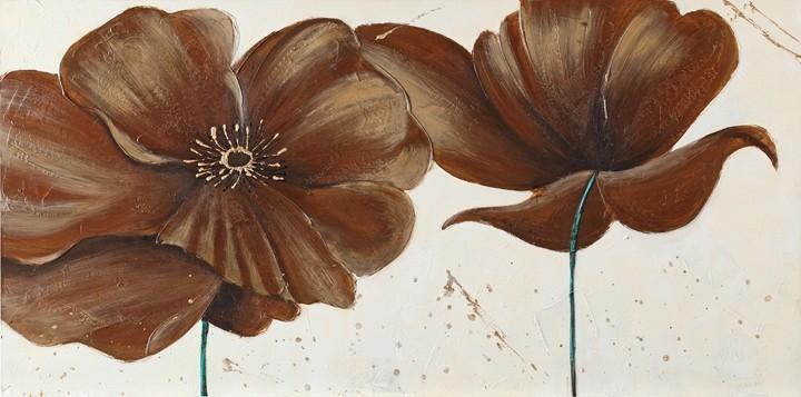 Obraz Flowers W186, 60x120 (květy)