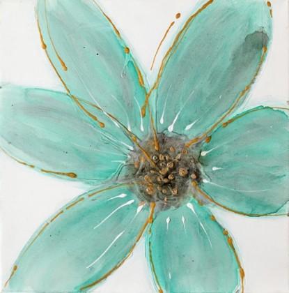 Obraz Flowers W227, 30x30 (květy)