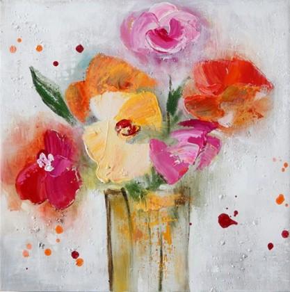 Obraz Flowers W234, 30x30 (květy)