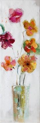 Obraz Flowers W235, 30x90 (květy)