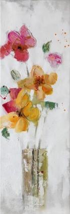 Obraz Flowers W236, 30x90 (květy)