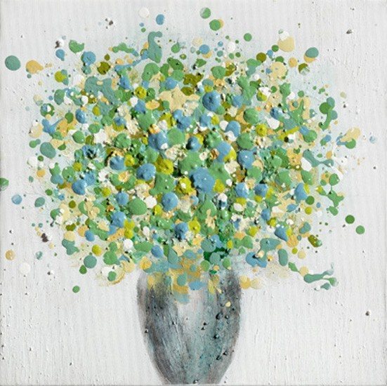 Obraz Flowers W521, 30x30 (květy)