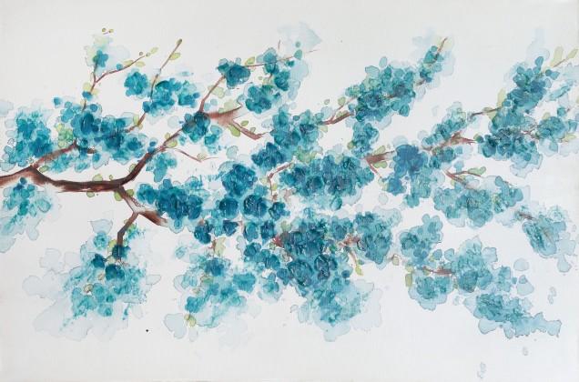 Obraz Flowers W534, 60x90 cm (květy)