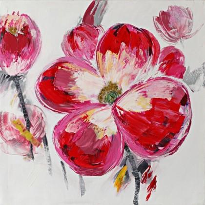Obraz Flowers Z026, 80x80 (květy)
