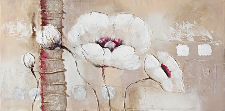 Obraz Flowers Z038, 60x120 (květy)