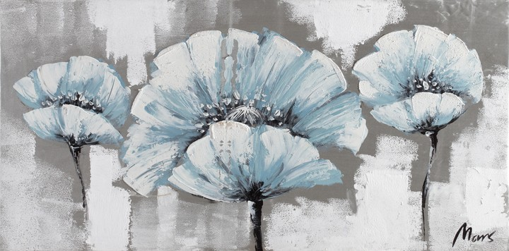 Obraz Flowers Z128, 60x120 (květy)