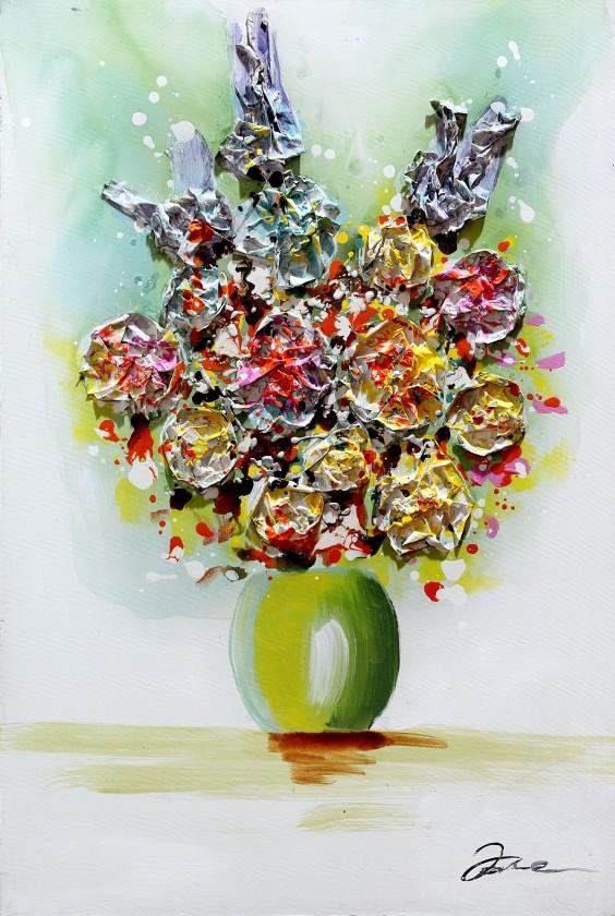 Obraz Flowers Z328, 90x60 cm (květy)