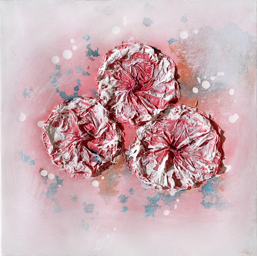 Obraz FlowersZ325, 30x30 cm (květy)