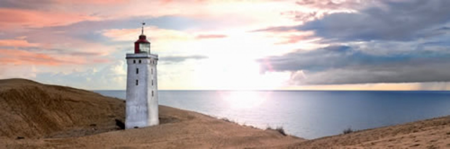 Obraz Lighthouse 50x150 cm