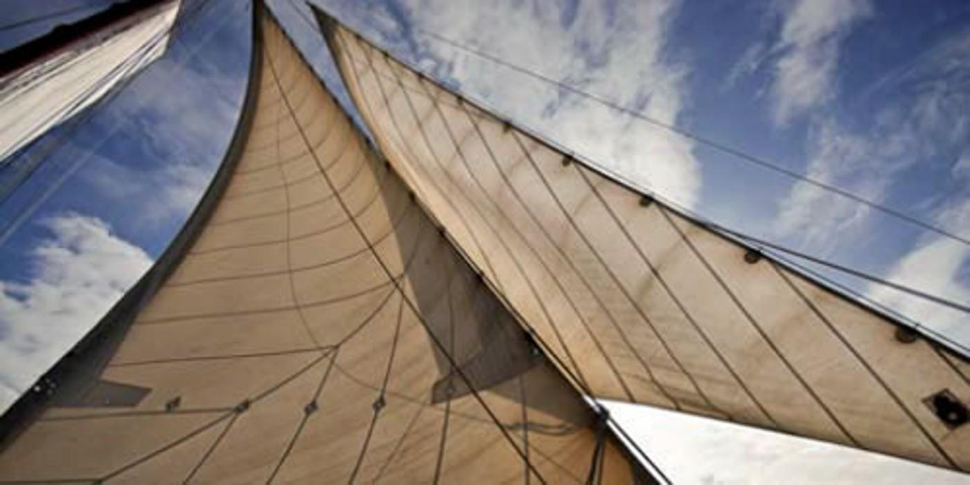 Obraz Sails 50x100 cm