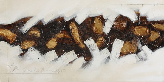 Obraz W130, 60x120 (abstraktní)