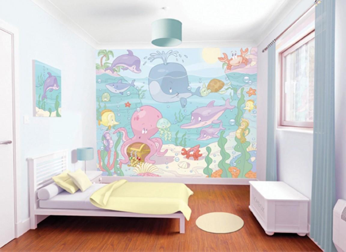 Obrazová tapeta 40625 (baby moře)