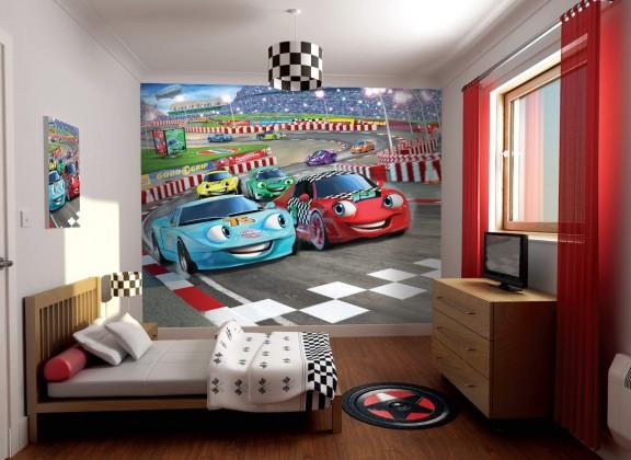 Obrazová tapeta 41721 (auta)