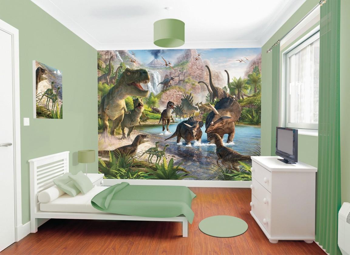 Obrazová tapeta 41745 (dinosauři)