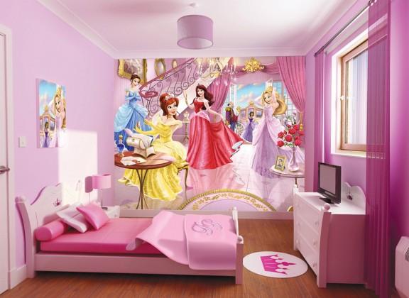 Obrazová tapeta 41783 (princezny)
