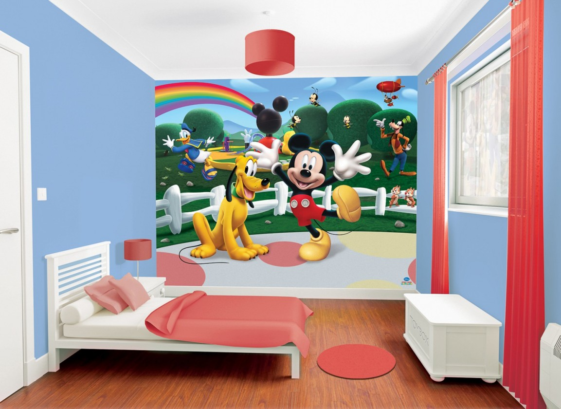 Obrazová tapeta 42056 (mikiho klubík)