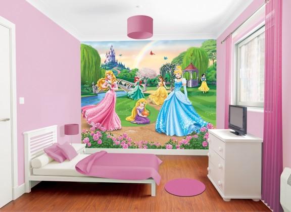 Obrazová tapeta 42087 (disney princezny)