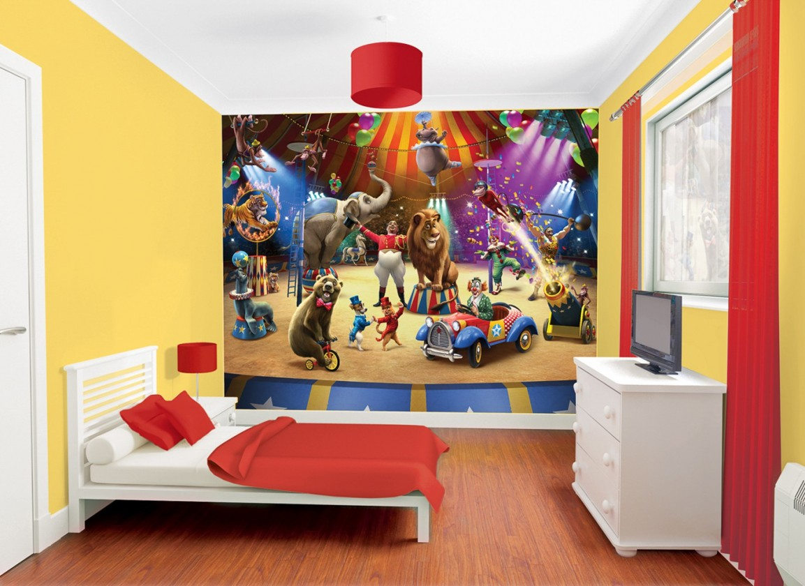 Obrazová tapeta 42834 (cirkus)