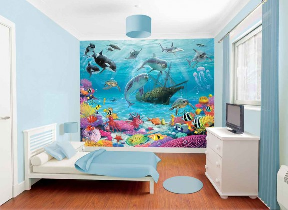 Obrazová tapeta 43190 (moře)