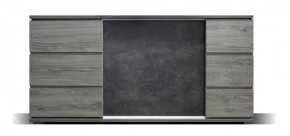Obývací komoda Holm (figaro, beton)