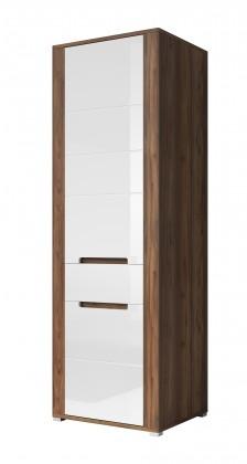 Obývací skříně Neapoli - Obýváková skříň, 1 dveře