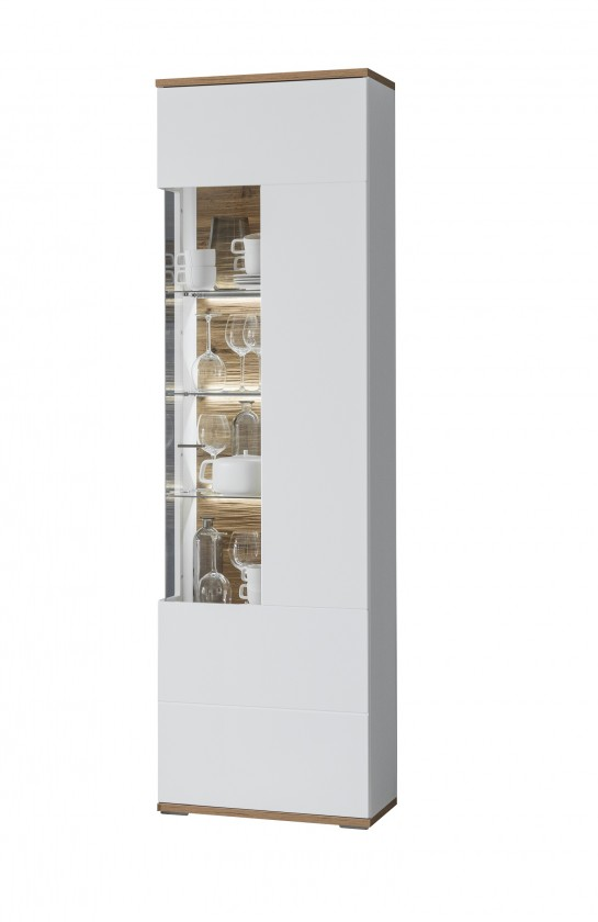 Obývací skříně Obývací skříň Wotan - typ 2, pravá