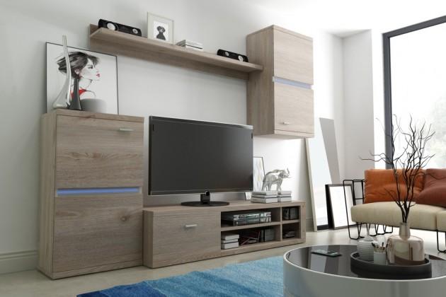 Obývací stěna Intel - Obývací stěna (jilm nelson)