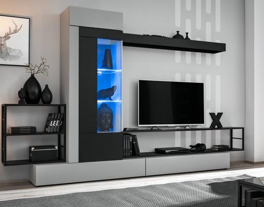 Obývací stěna obývací stěna goran (perla gray)