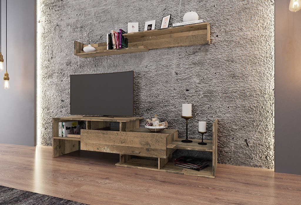 Obývací stěna Obývací stěna Lodve (old style)
