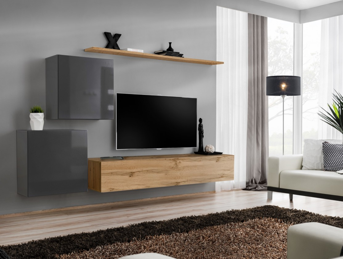 Obývací stěna Obývací stěna Switch