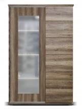 Obývací vitrína Holm (dub canyon)