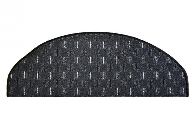 Odessa - Schodový nášlap, 28x65 cm (antracit)