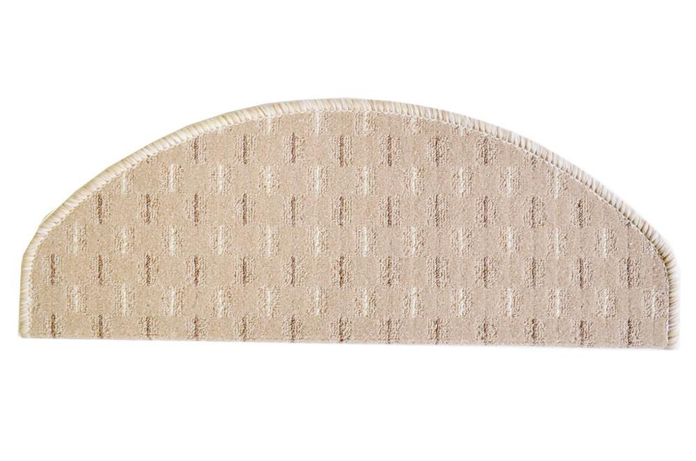 Odessa - Schodový nášlap, 28x65 cm (hnědý)