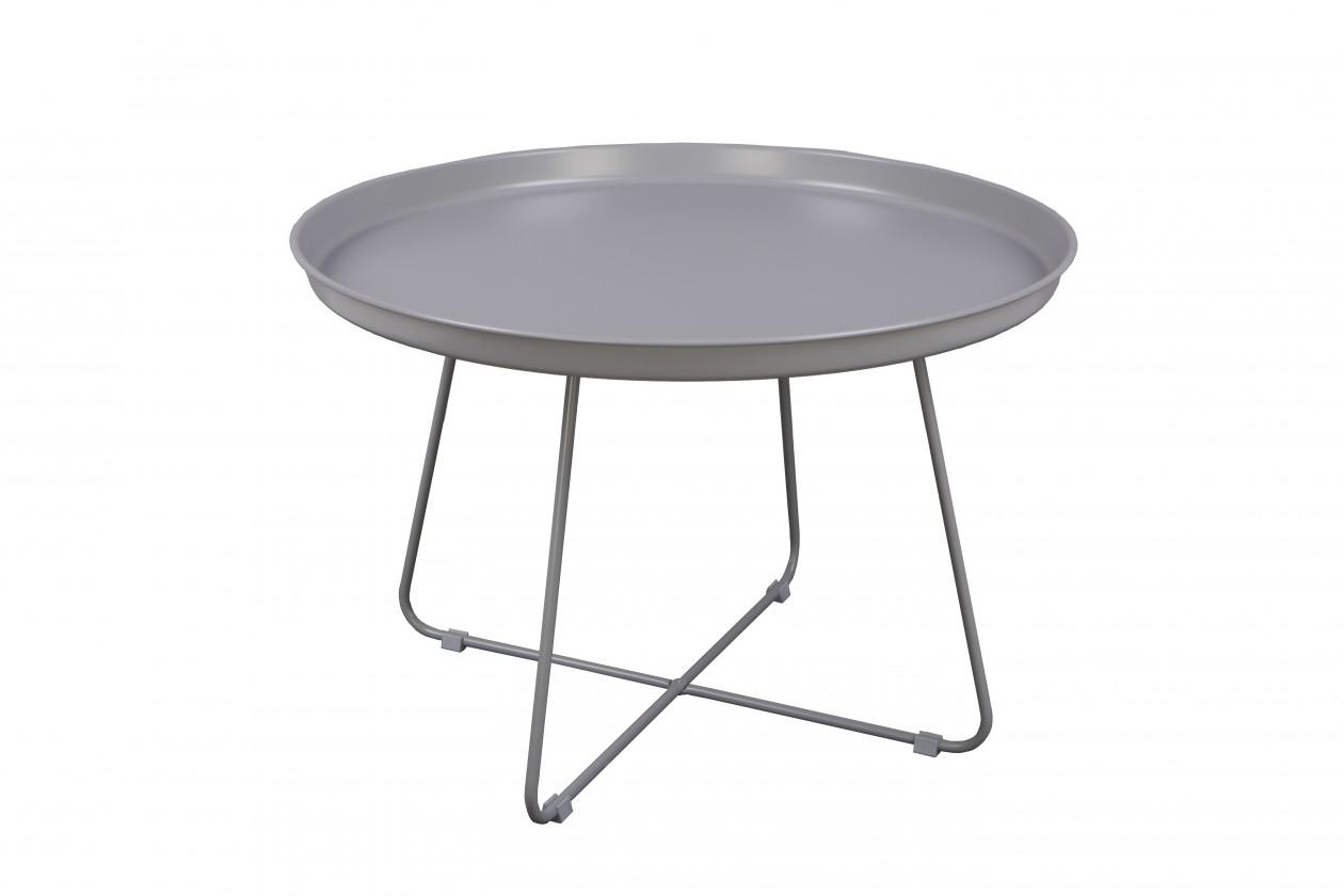 Odkládací stolek Konferenční stolek Pogorze - XL (šedý)