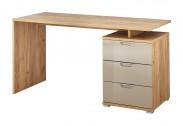 Office - Stůl (dub navarra/písková)