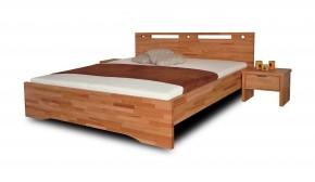 Olympia - rám postele (rozměr ložné plochy - 200x140)