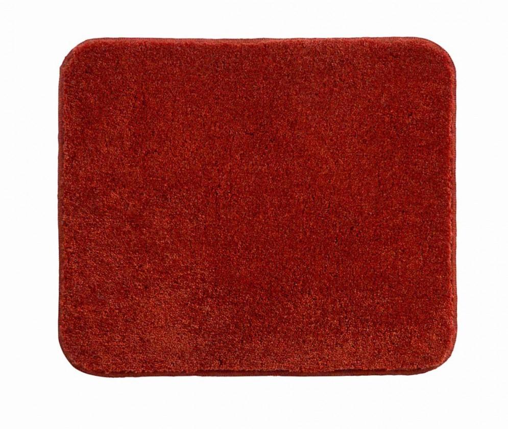 Ono - Koupelnová předložka malá 50x60 cm (čínská červená)