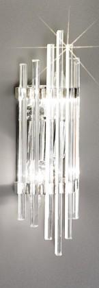 Ontario - E14, 40W, 9,5x31x7 (stříbrná)