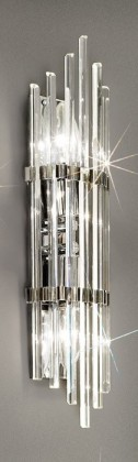 Ontario - E14, 40W, 9,5x41x7 (stříbrná)