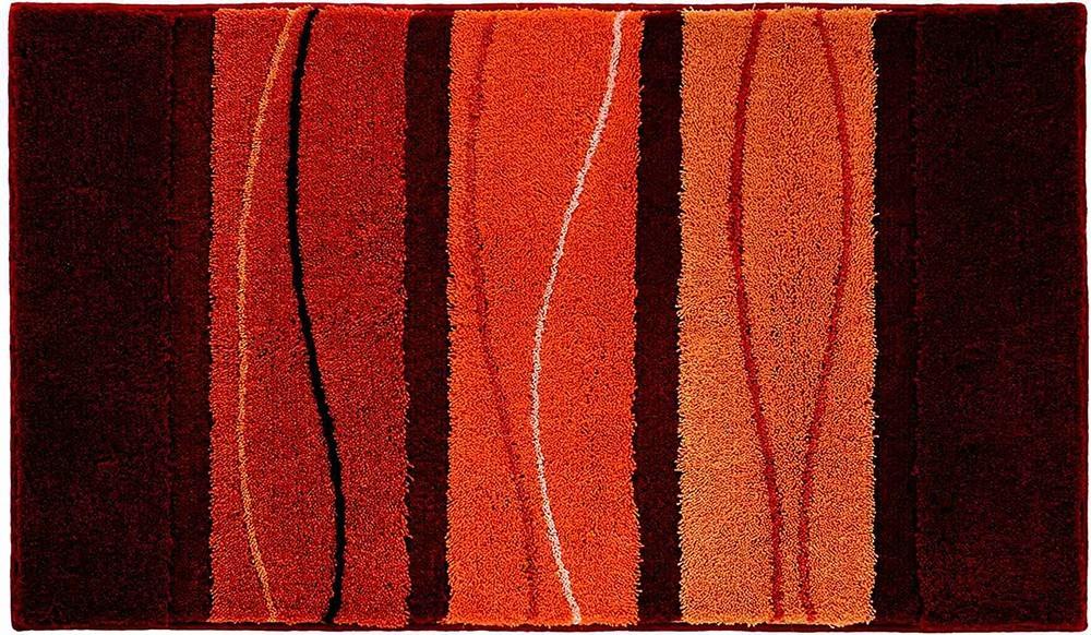 Orly - Koupelnová předložka 60x100 cm (terra)