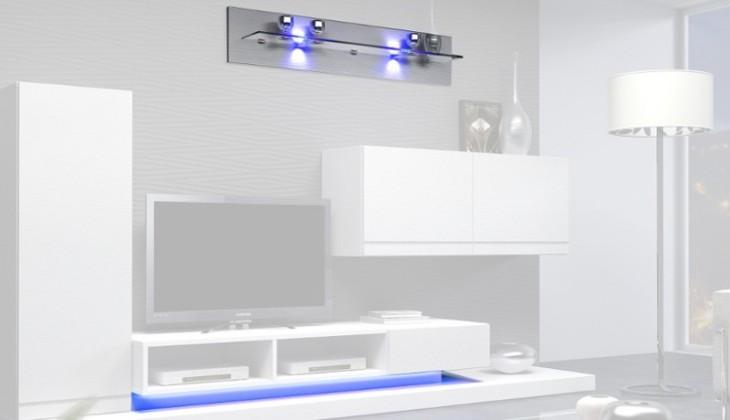 Osvětlení Blanca - Osvětlení LED