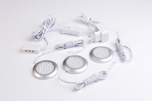 Osvětlení GW-Linea - LED osvětlení (hliník)