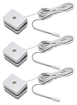 Osvětlení LED-osvětlení, 3ks