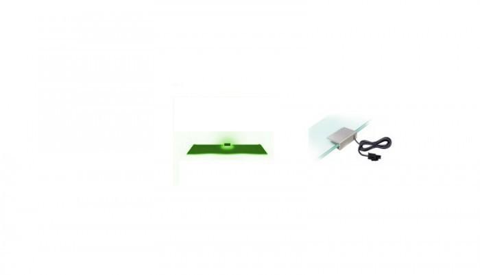 Osvětlení Osvětlení 1 LED pro TV stolek 120 (zelená)