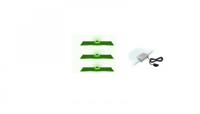 Osvětlení Osvětlení - 3 LED (zelená)