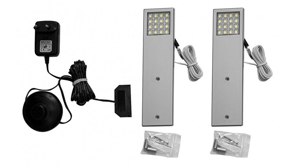 Osvětlení Osvětlení IZ92 (Bílá/Hliník)